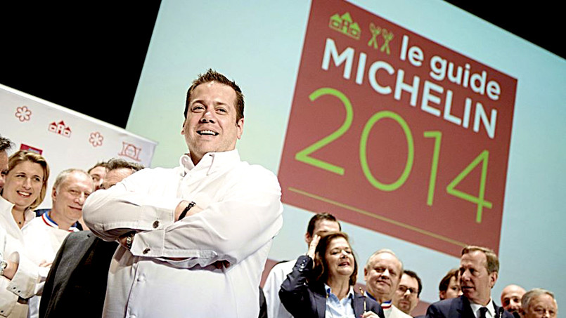 MICHELIN 2014 France