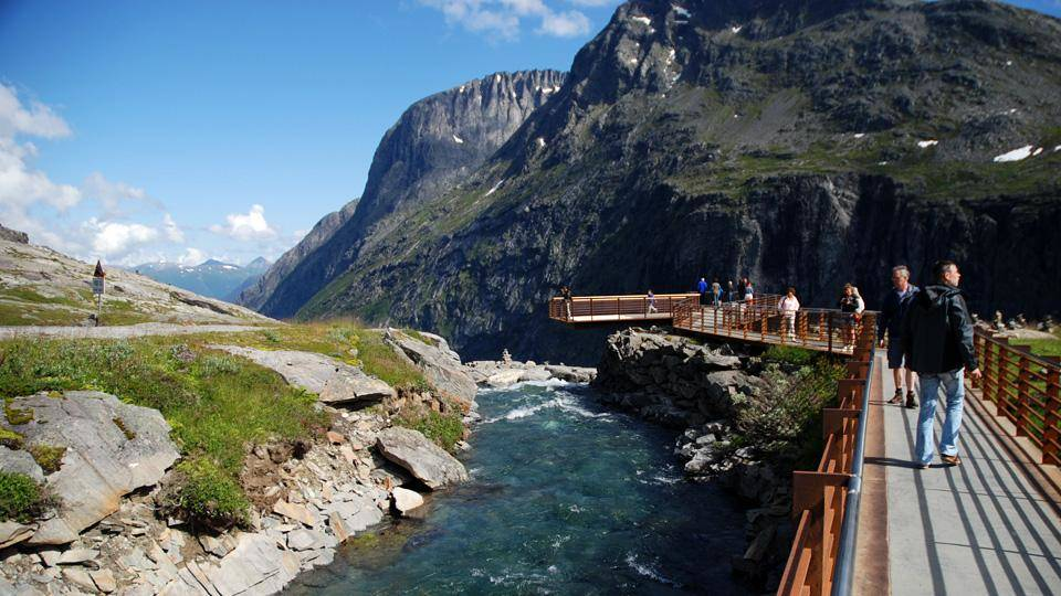 Norway's Golden Route
