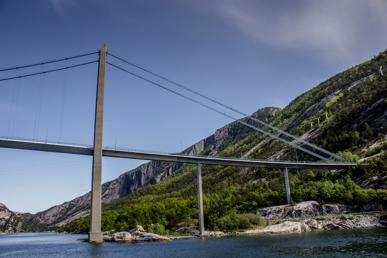 Norway-Stavanger-Boat-Tour-bridge