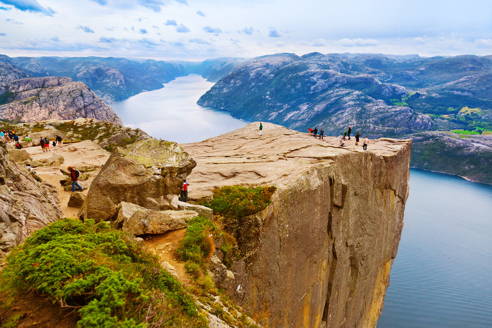 Norway-Stavanger-Pulpit-Rock-Shutterstock