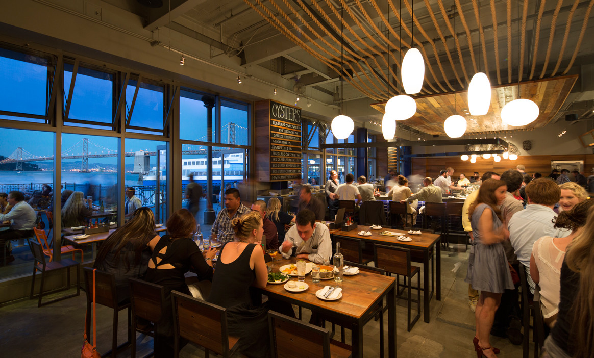 Slanted Door