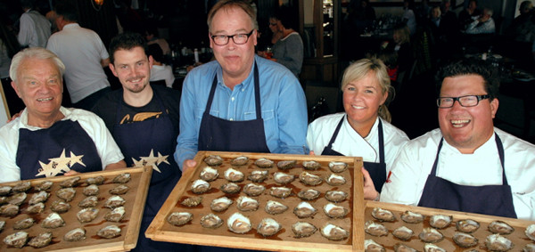 Sweden Nordic Oyster Opening Championships