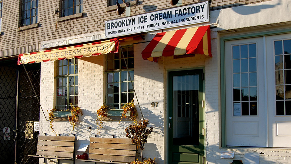 The Brooklyn Ice Cream Factory